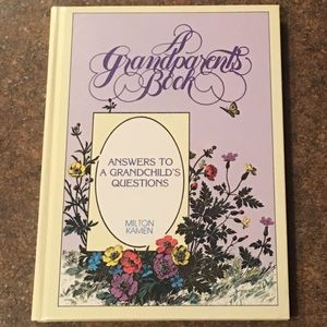 A Grandparents Book Family Tree Lineage Book